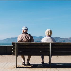 ouderlijk echtpaar by matthew
